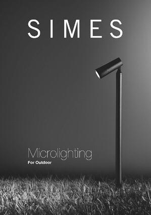 Microlighting per outdoor.cover