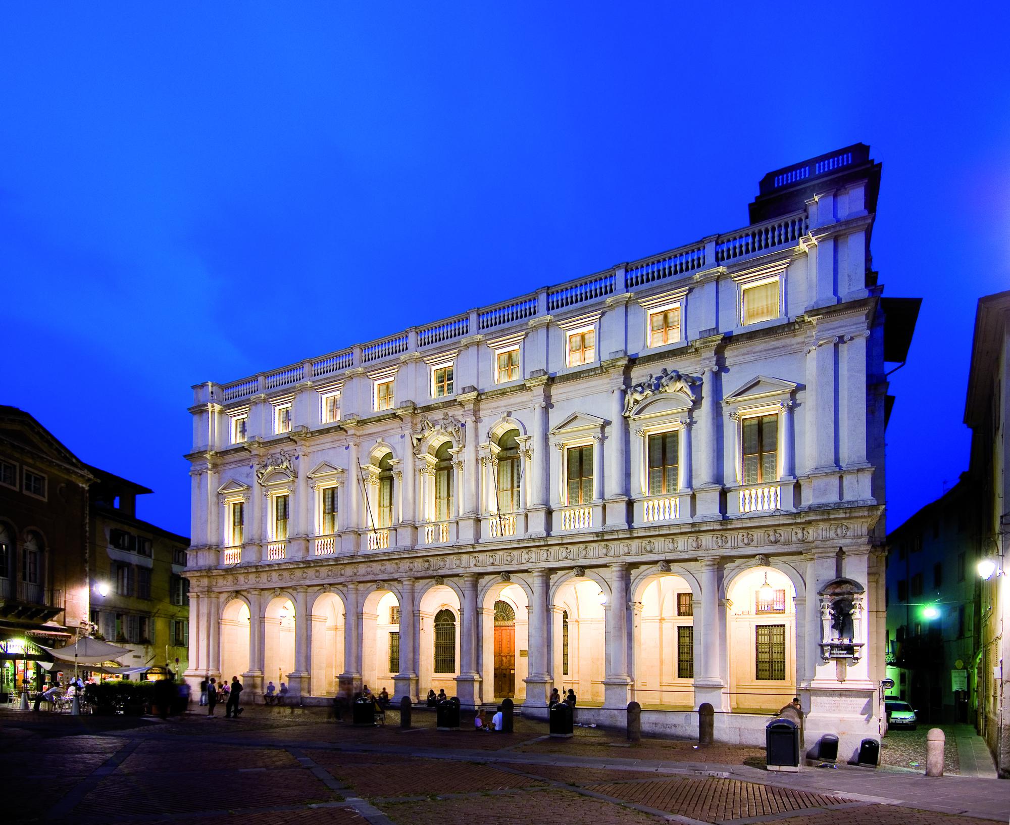 A.May Library _Bergamo ITALY