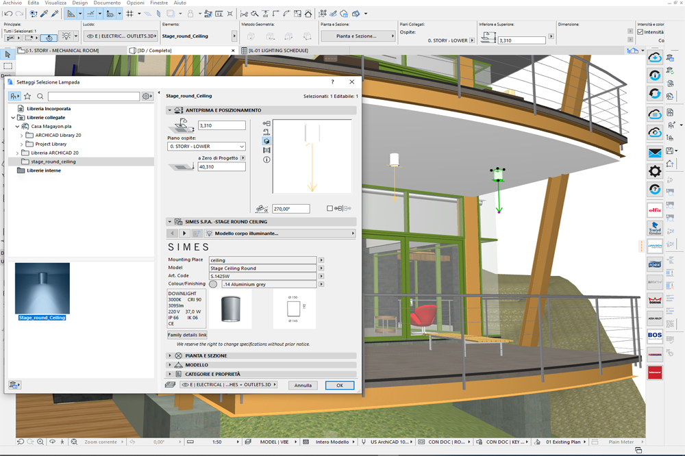 Technical Information Archicad
