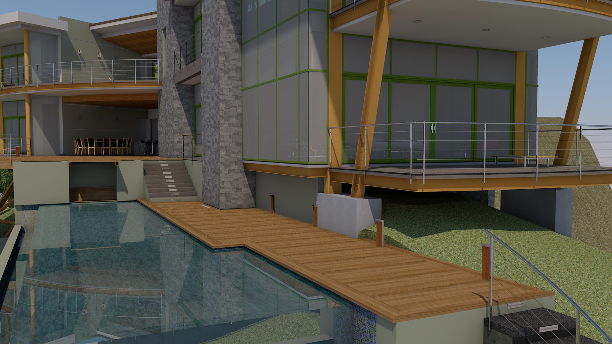 Casa Magayon, SARCO Architects, Costa Rica, Graphisoft Italia