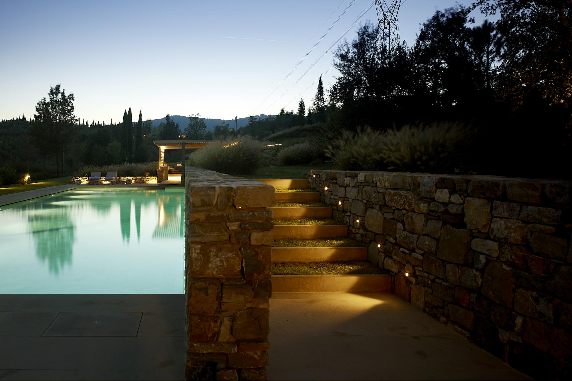 Villa Carmignano - AMDB Architetti © ph. Pietro Savorelli