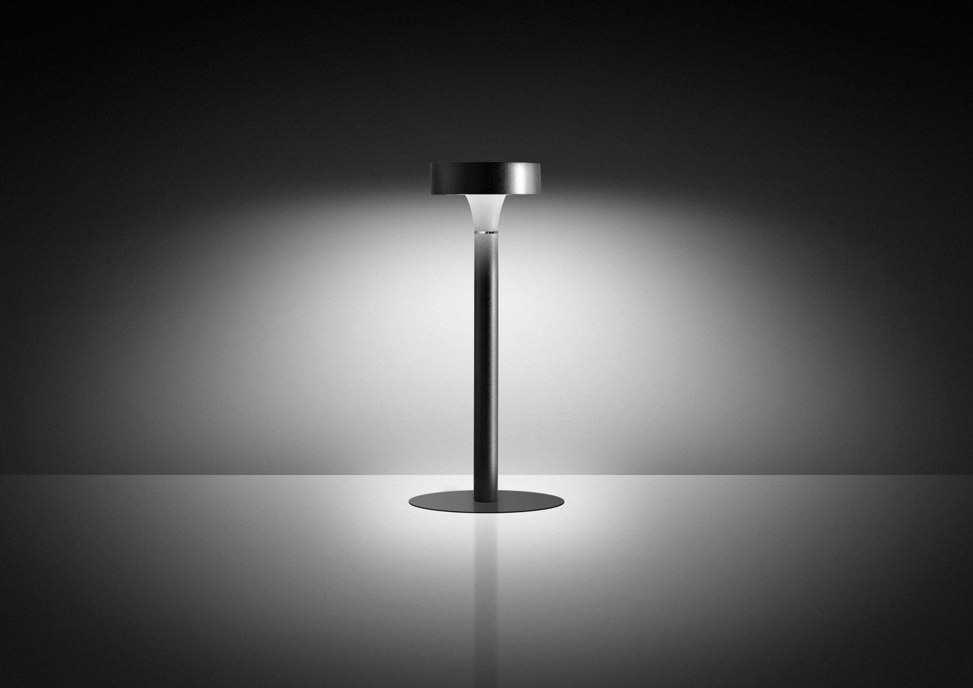 Très Jolie, outdoor rechargeable lamp