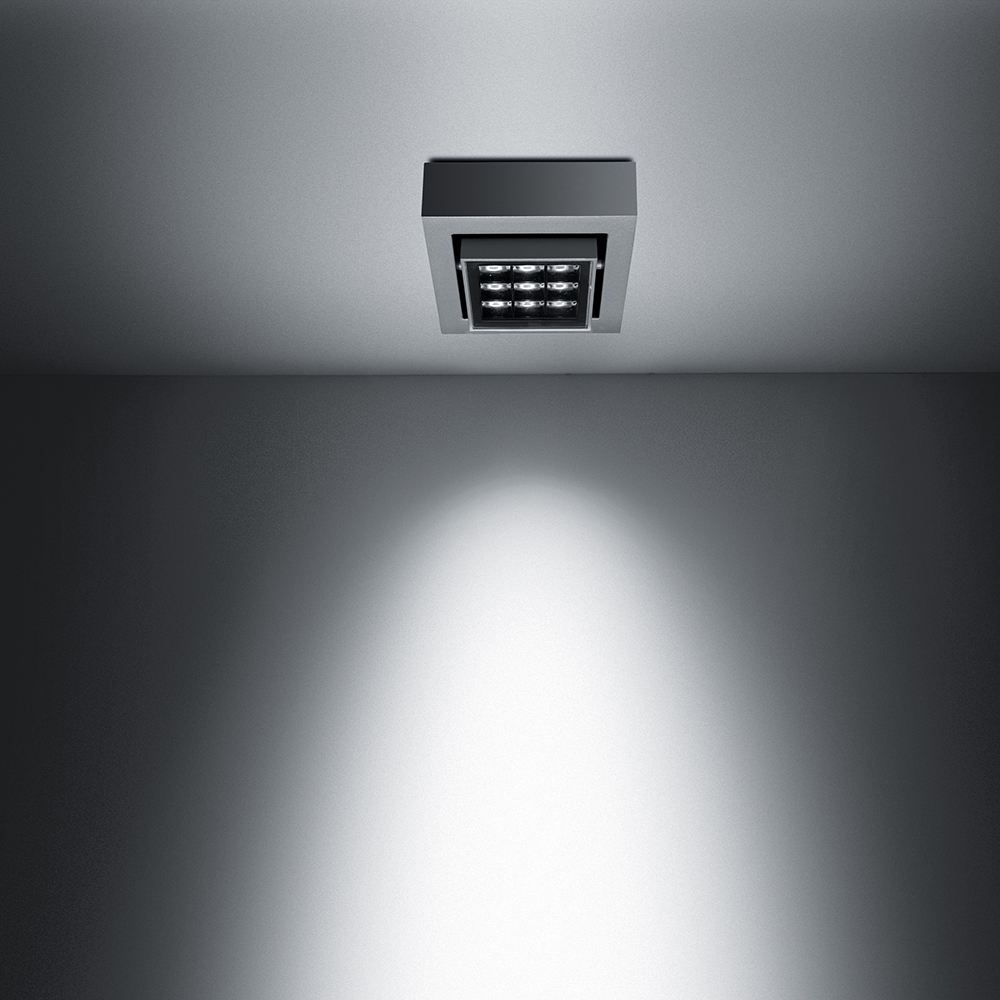 Catch Downlight da Superficie