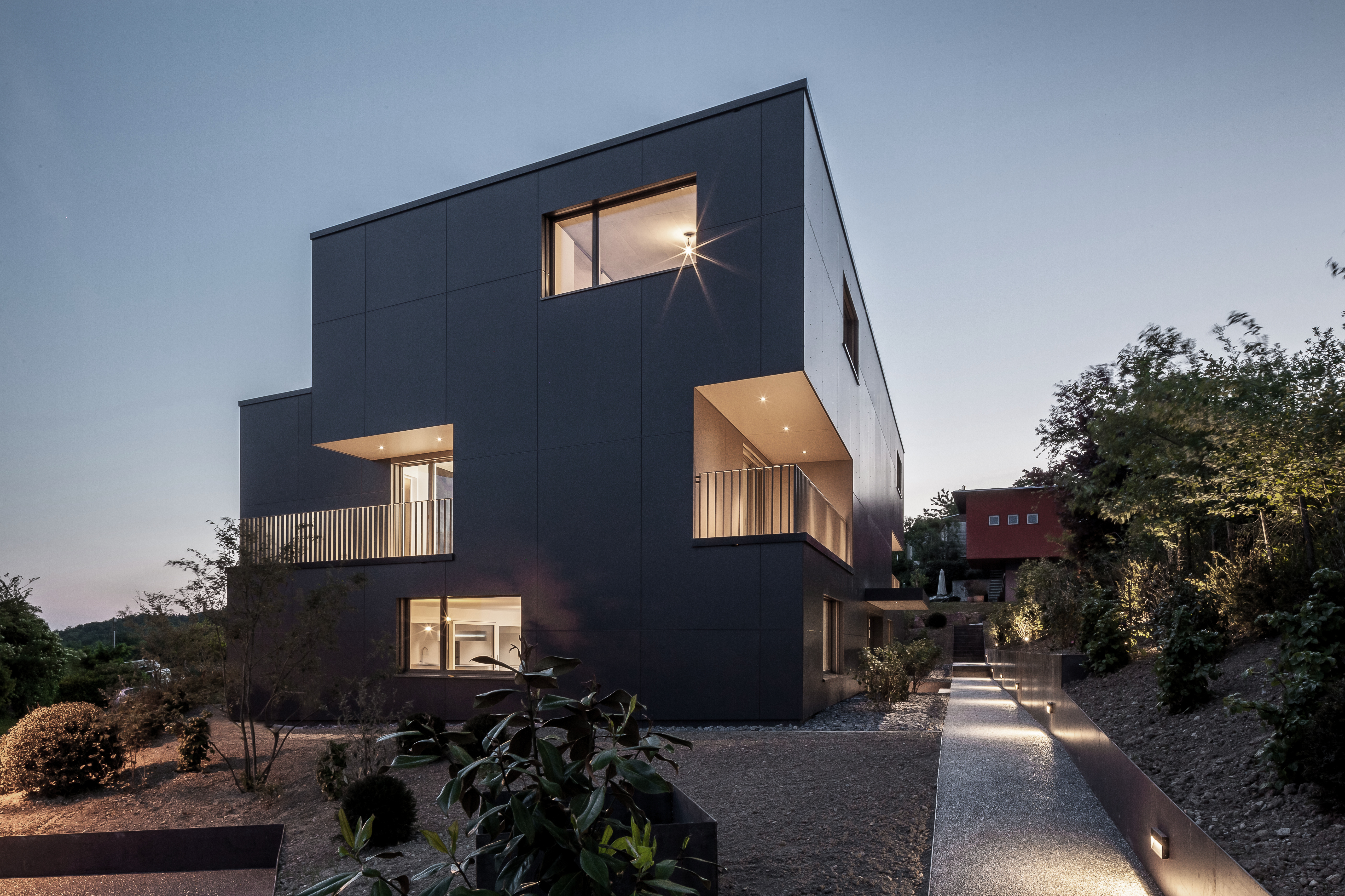 architettura-casa-privata-piani